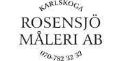 Rosensjö måleri AB